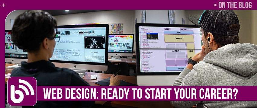 Web Design: Ready To Start Your Career?