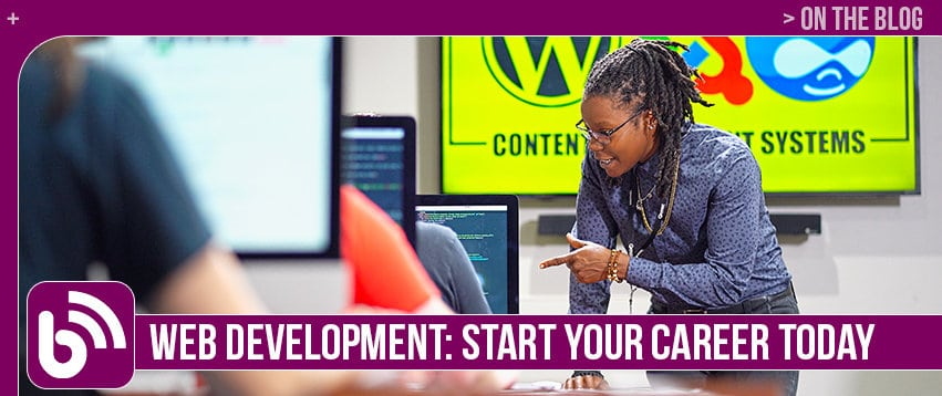 Web Development: Start Your Career Today