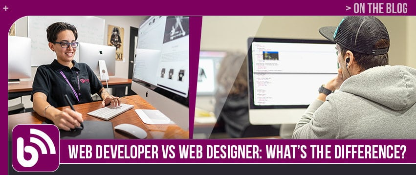 Web Developer VS Web Designer: What's The Difference?