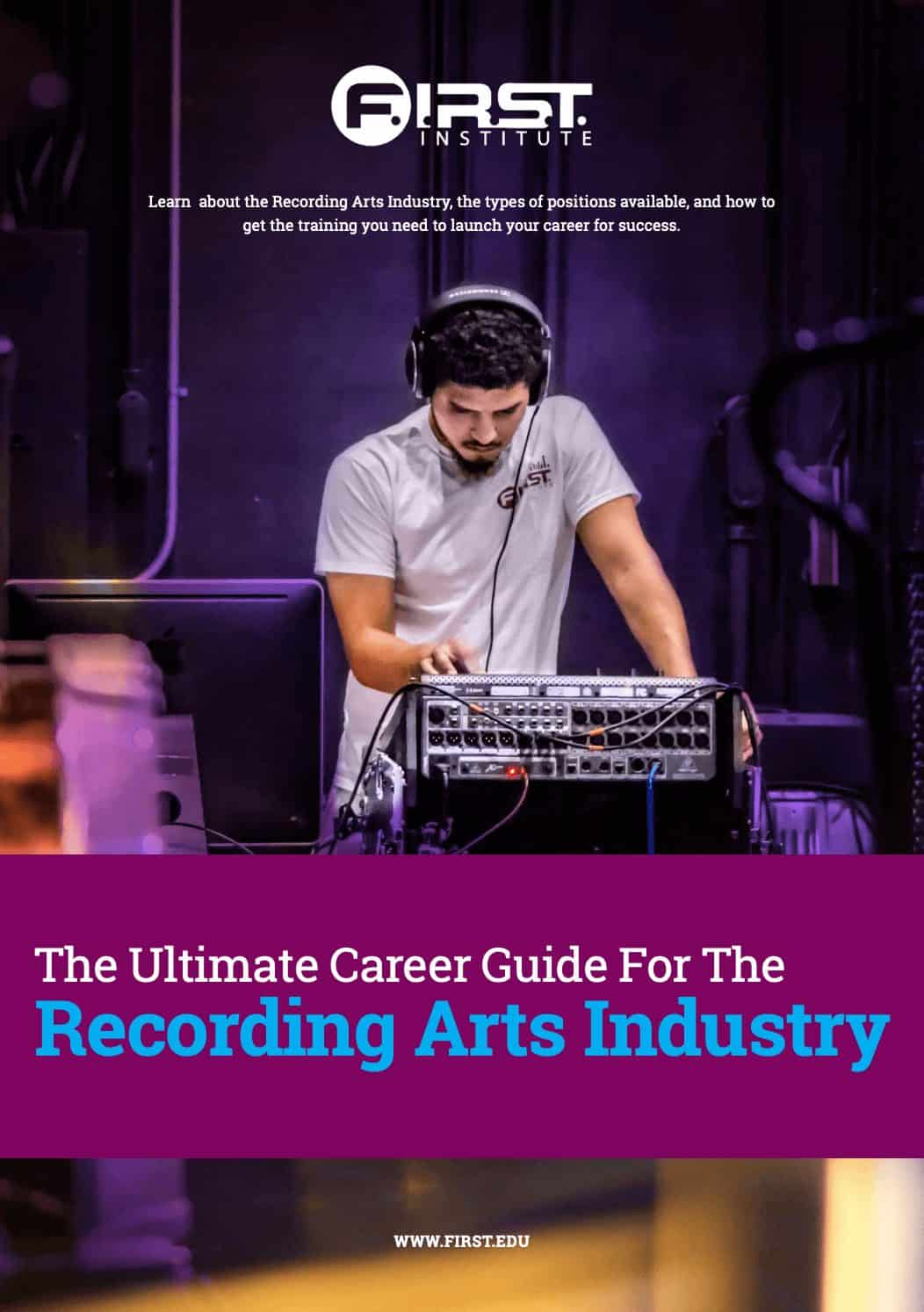 Recording Arts & Show Production