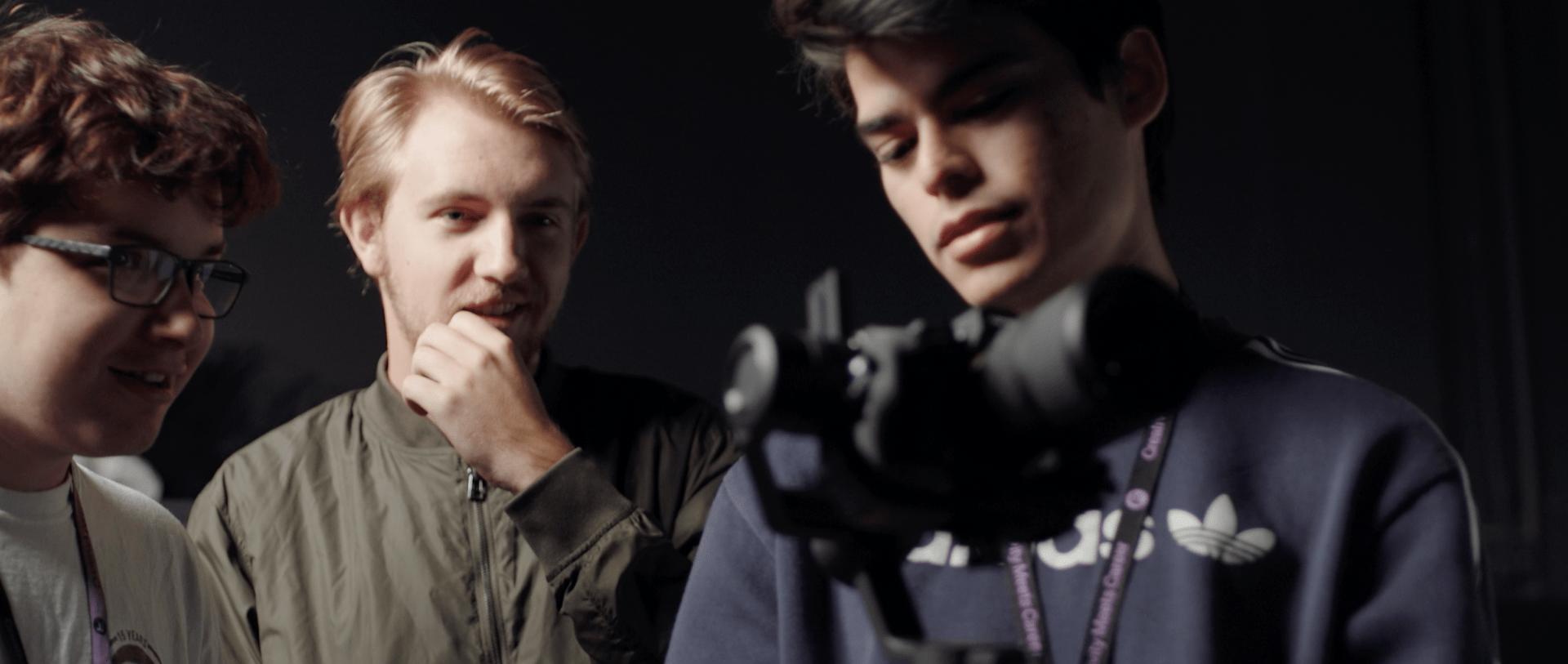 Luke Godfrey: Student Spotlight | F.I.R.S.T. Institute