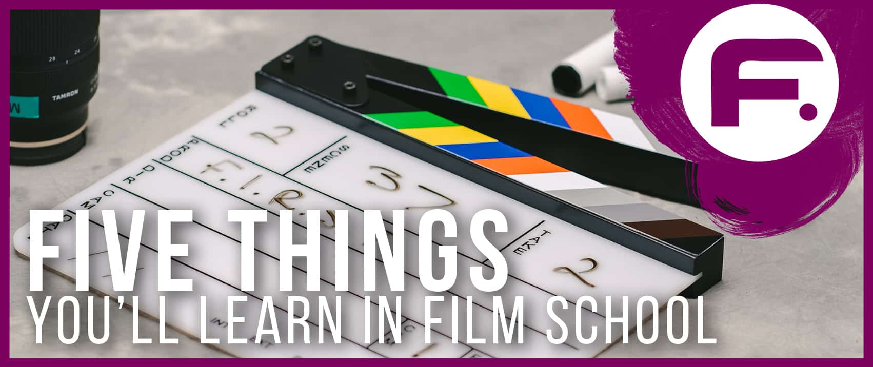 Film Program Landing Page