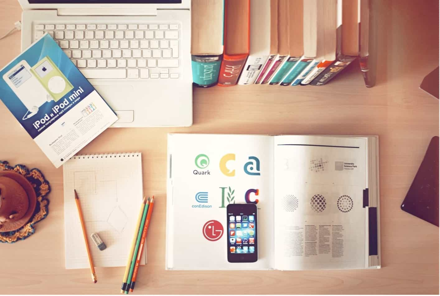 Graphic Design is not your ordinary career path. You'll need determination to be successful!