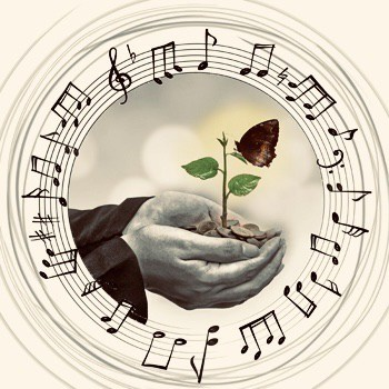 Learning how to write a melody is like learning how to grow a garden.
